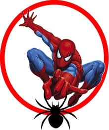 Free Spiderman Party Decorations - Creative Printables
