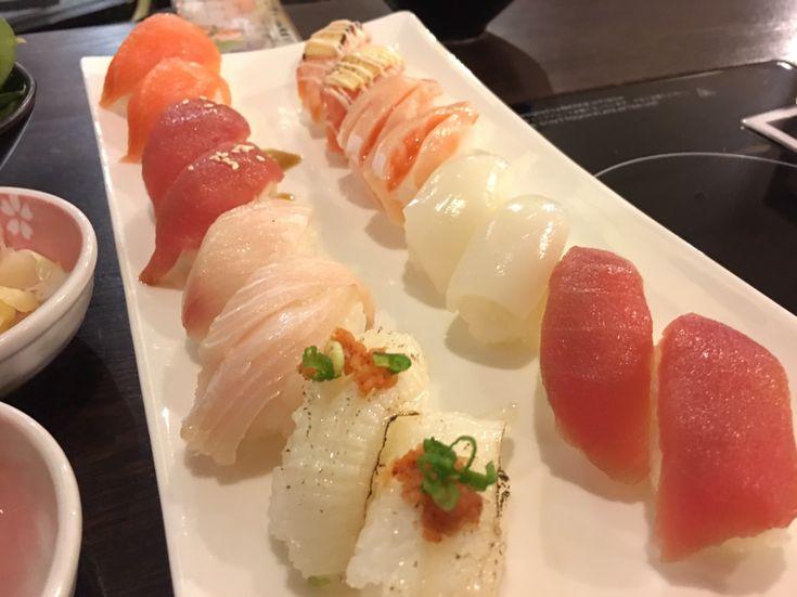 なぎ屋,なぎや,Nagiya,プラカノン,Phrakanong,居酒屋,寿司,食べ放題,日本料理,和食,グルメ,タイ,バンコク,おすすめ,安い
