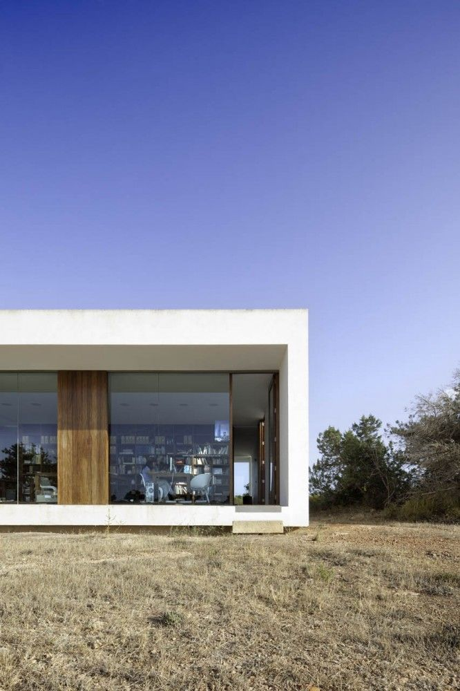 Home-Office in Formentera Island / Marià Castelló Martínez