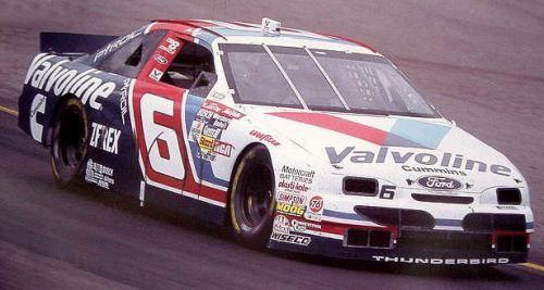 Mark Martin's 1995 Valvoline Ford Thunderbird (Roush Racing)