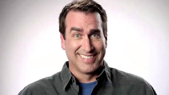 Rob Riggle is Frank West in Dead Rising: Watchtower, which will be coming our way through Crackle next year. What's a Crackle, exactly? Who knows.