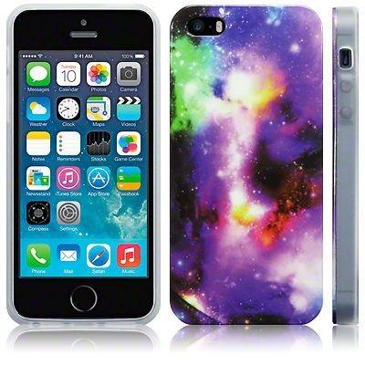 Call Candy Θήκη Gel Galaxy (122-095-062) (iPhone 5/5s) - myThiki.gr - Θήκες Κινητών-Αξεσουάρ για Smartphones και Tablets - Θήκη TPU Gel για το iPhone 5/5s