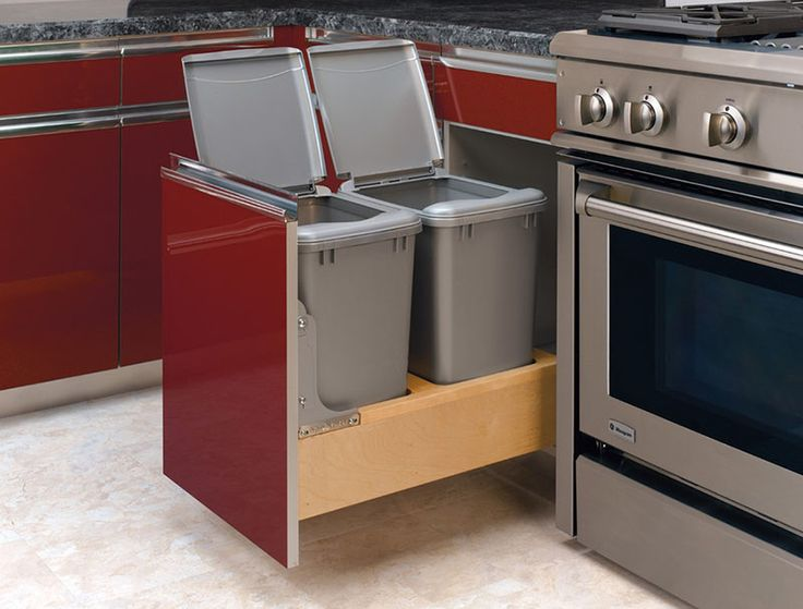 Best 25+ Contemporary kitchen trash cans ideas on Pinterest ...
