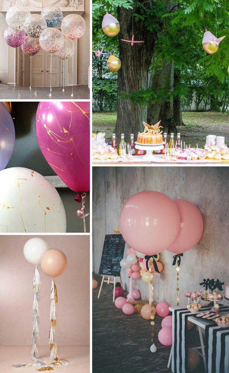 Decorazioni con i palloncini: il party trend del momento - Fabulousity
