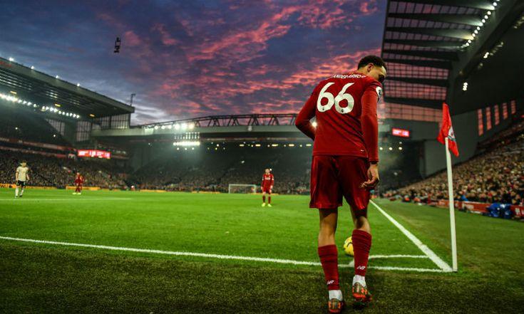 Trent Alexander-Arnold On United Win, Van Dijk, Salah's