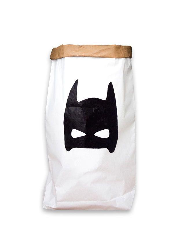 CarlijnQ - Paperbag XXL - Batman