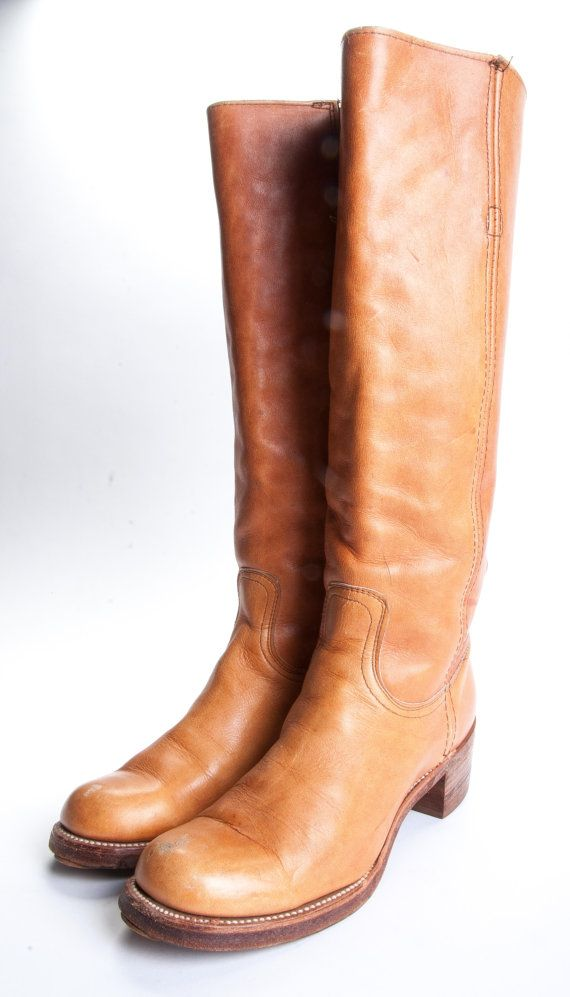 1970 S Tall Hippie Frye Boots Women S Size 7 Clothes I