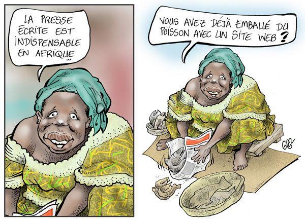 révolution numérique Afrique