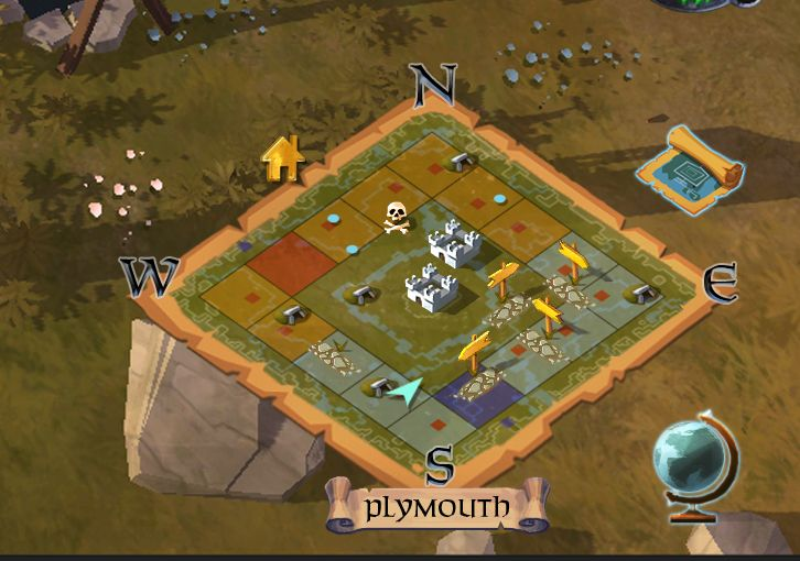 Albion Minimap
