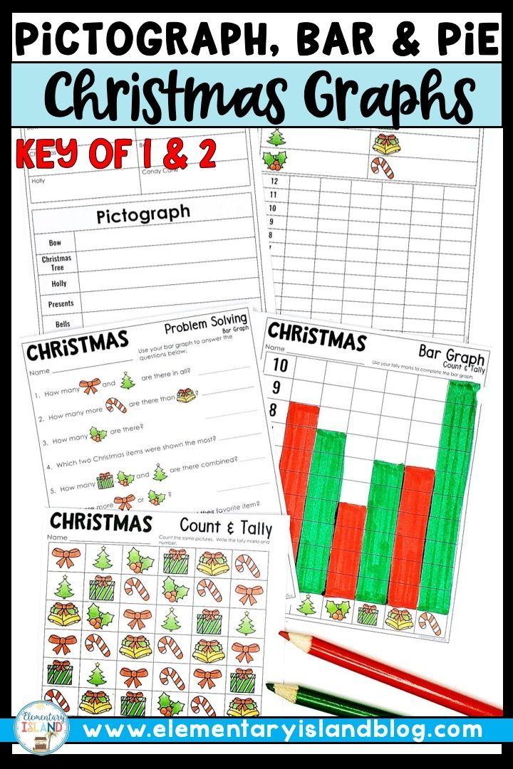 Christmas Activities Christmas Graphing Graphing Activities Elementary Education Activities Christmas Teaching Christmas graphing worksheets