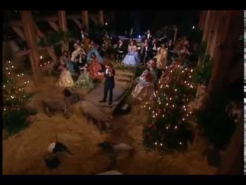 (ɔ) André Rieu. Concierto de Navidad. André Rieu & Johann Strauss Orchestra