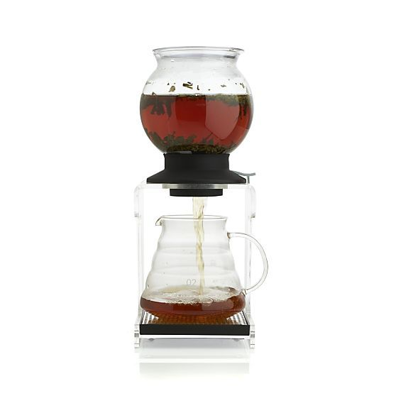 Hario Largo Tea Dripper in Coffee & Tea Accessories | Crate and Barrel