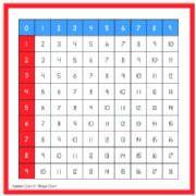 free math printables - mostly montessori