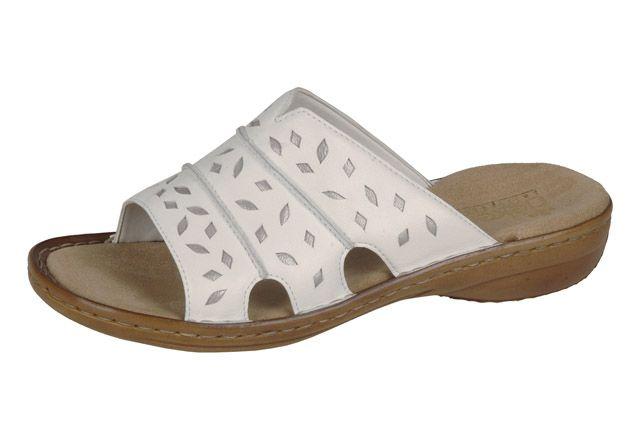 Slip on mule sandal from Rieker