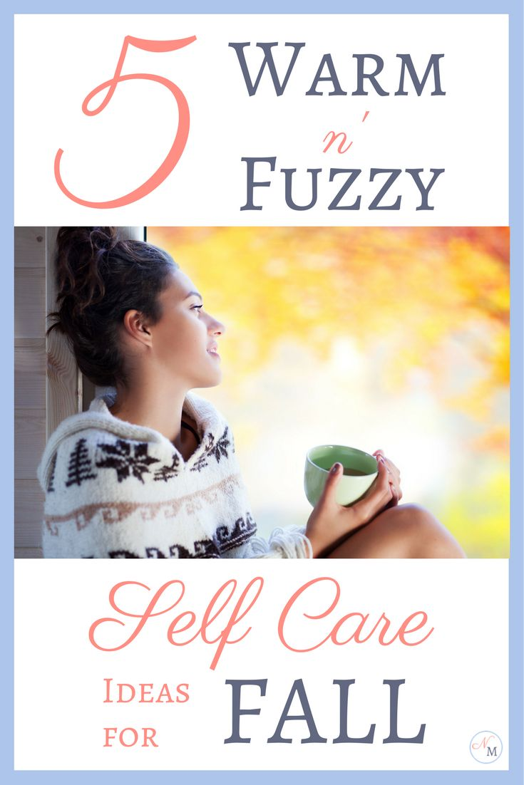 Fall is here! With the kids back in school and the routine back to normal, it's the perfect time for moms to take time for some self care this season.