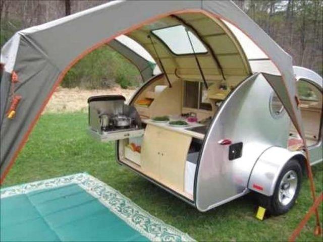 30 Awesome Teardrop Trailer Rv Camper Model Ideas To Consider