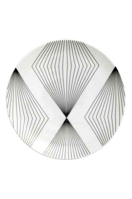 Patterned plate h & M £4.99 each