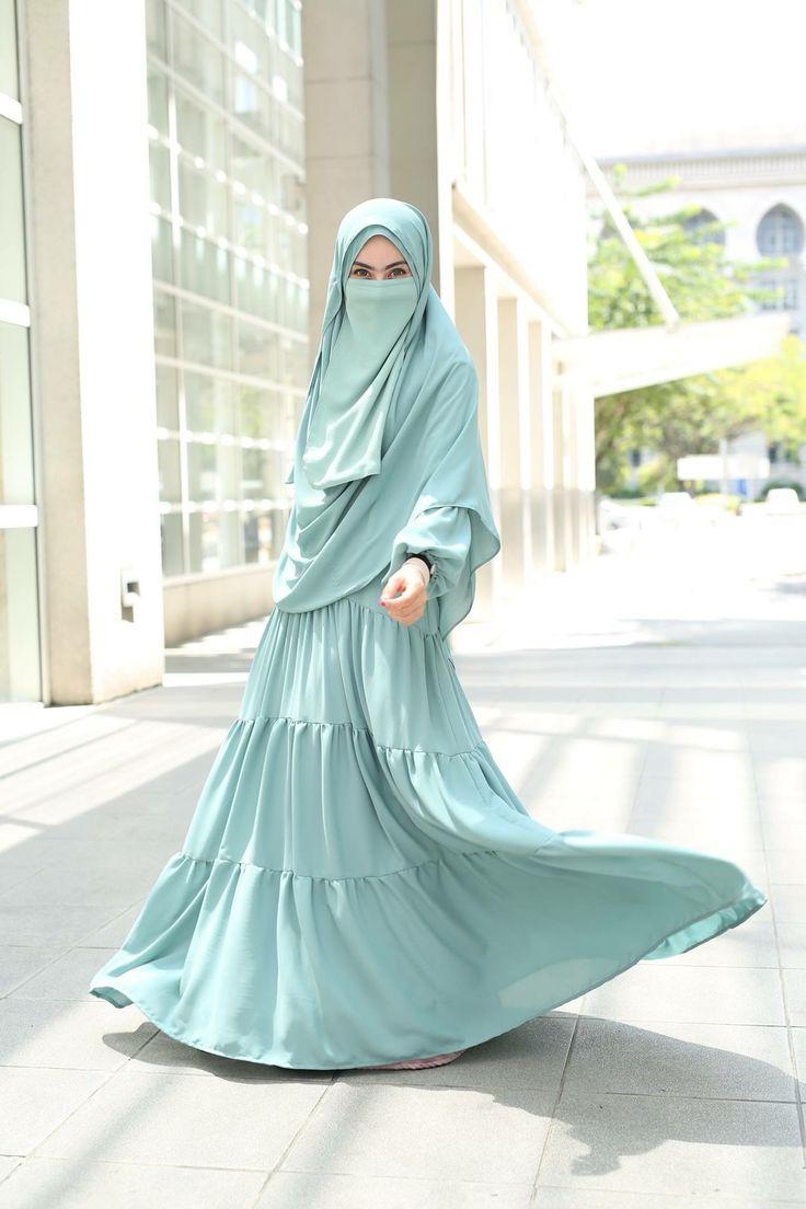 Muslimah modest wear #uswahhijab