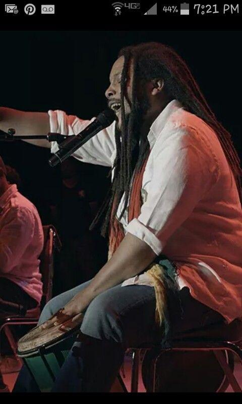 Musical genius, Stephen Marley...