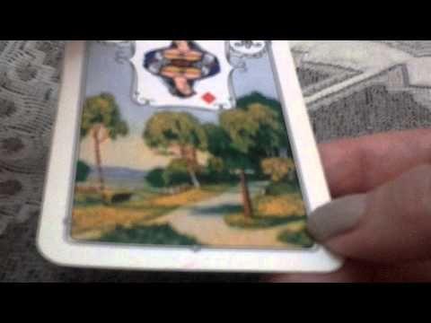 Запоминалка для карт ленорман - YouTube
