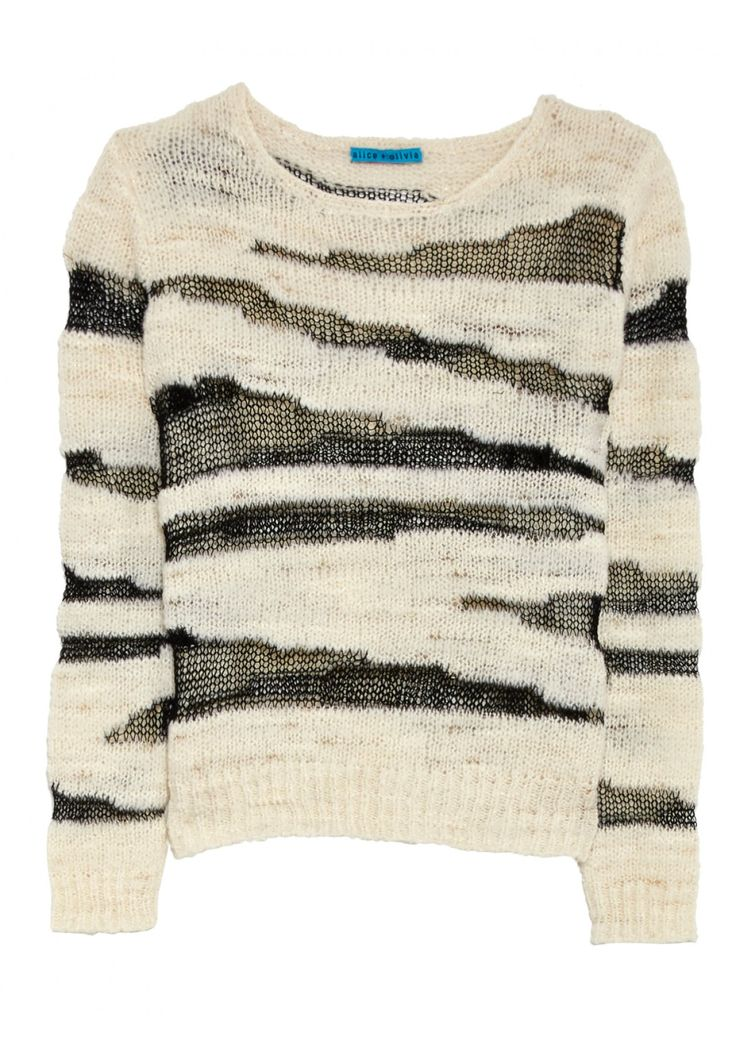 Love everything about this sweater