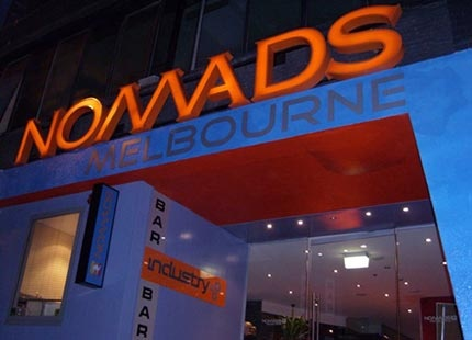 Nomads Melbourne Backpackers- been there, done that haha