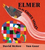 Elmer en de grote vogel - David Mckee