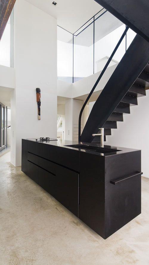255 best kitchen inspiration images on pinterest house design kitchen ideas and aged wood - Lakonis architekten ...