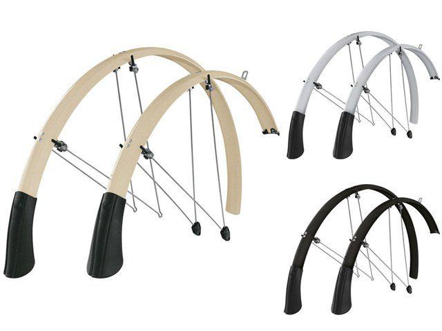 Die SKS Longboard sind die längsten Radschützer mit der größten Schutzwirkung auf dem Markt.  Features: - extralang für Schutz auch bei stärkstem Regen - auch für das klassische Trekkingrad geeignet - einfach zu montieren -...