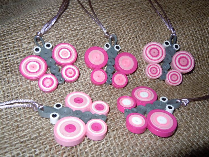 2013 pendants - my own original designs - Facebook.com/Zdenka Quilling