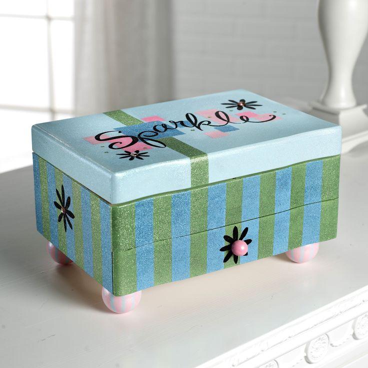 Jewelry Box Craft Ideas