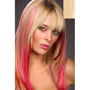 Are you looking to spice up your look for a night on  the town? Or maybe just feel like putting a pop of color in hair, then try Easilites! Simple and easy to put in and change out these colorful pieces can liven up your look in seconds!  Made with 100% human hair, and are available in 11 different colors! They may be professionally colored and cut, as well as curled and flat ironed if desired. Available now at Alamo Barber and Beauty for $9.95 #alamobarberandbeauty #easilites #clipins…