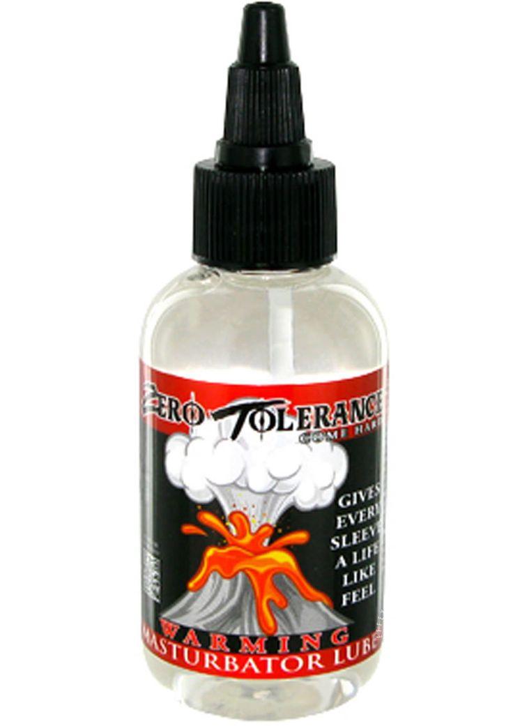 Buy Zero Tolerance Warming Masturbator Lubricant 2 Ounce online cheap. SALE! $9.99
