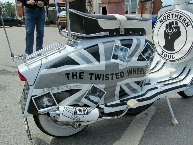 Northern Soul Scooter