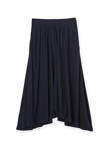 Jersey Skirt XS