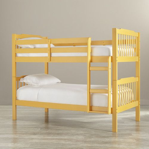 Found it at Wayfair - Theodore Twin Bunk Bed