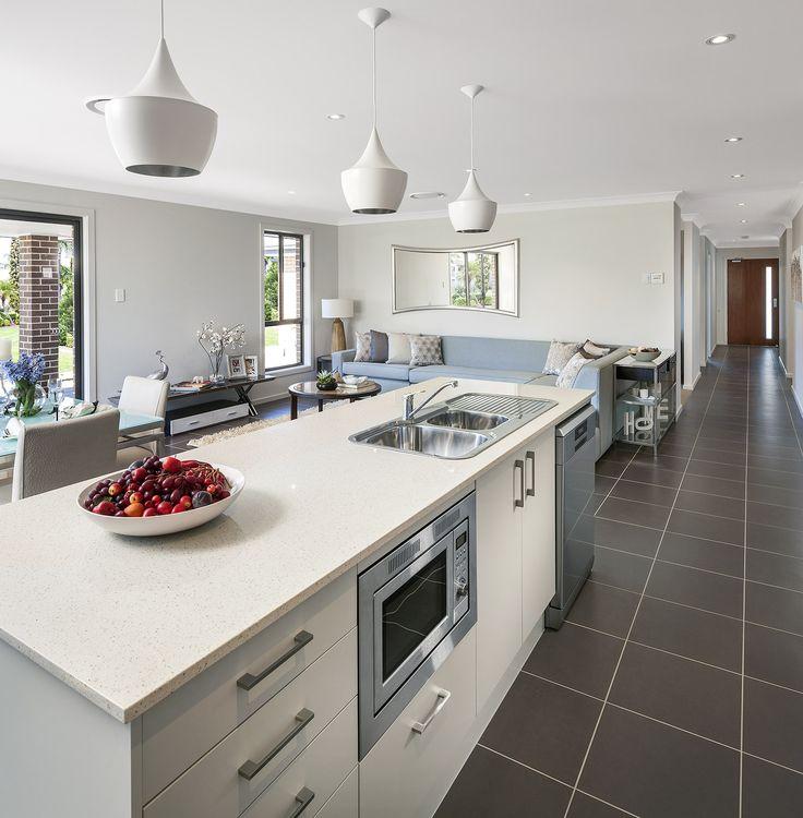 Willow www.newlivinghomes.com.au #kitchen #design