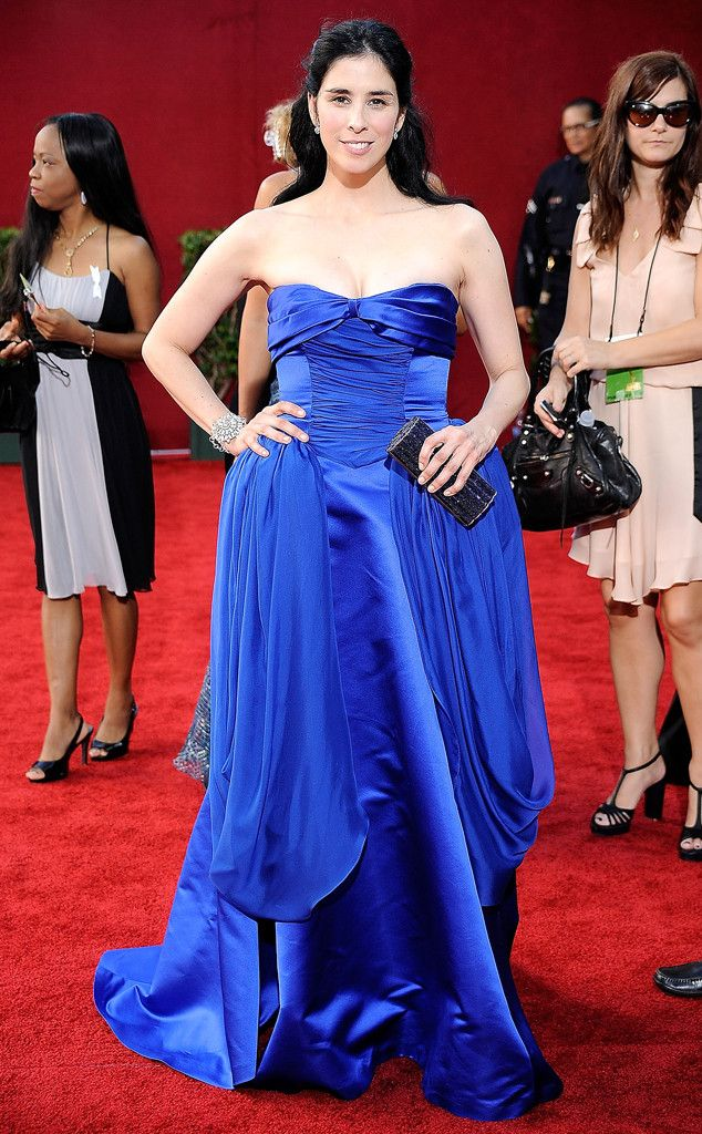Sarah Silverman from Worst Dressed Stars Ever at the Emmys | E! Online