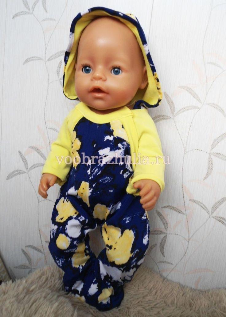 73 besten Free patterns for baby dolls Bilder auf Pinterest ...