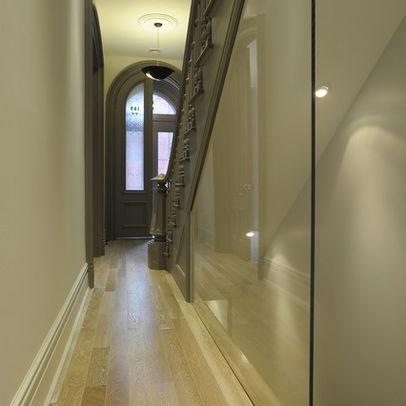 Glass Partition Idea for basement