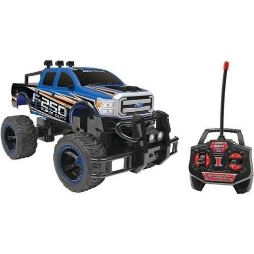 World Tech Toys 1:14-scale Licensed Ford Rc Truck (ford F-250 Super Duty) (pack of 1 Ea)