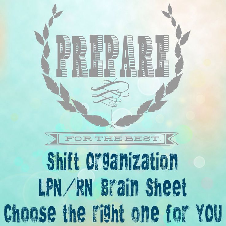 Great resource for time-management resources, for floor nurses. New nurses, explore away!  http://bedpans.wordpress.com/report-sheets-for-nurses-to-use-for-free/