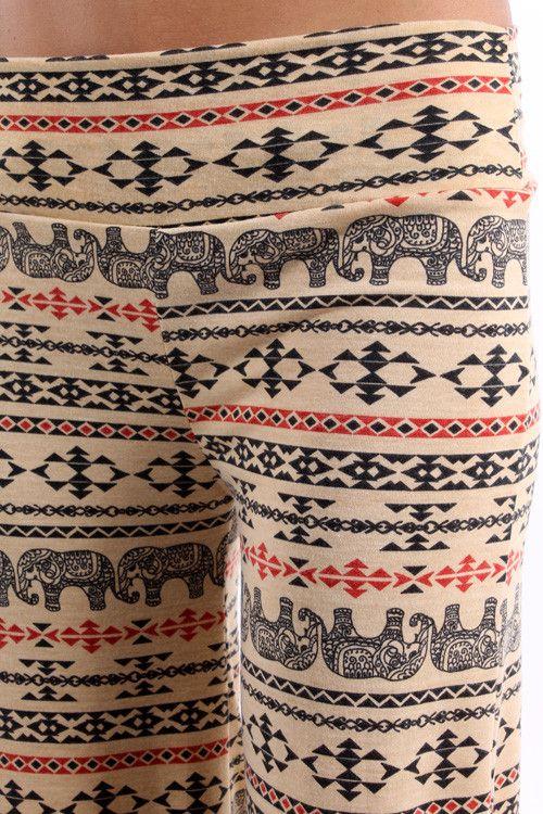 Bohemian Yoga Pant-Available Friday 10/18 - Love Threads