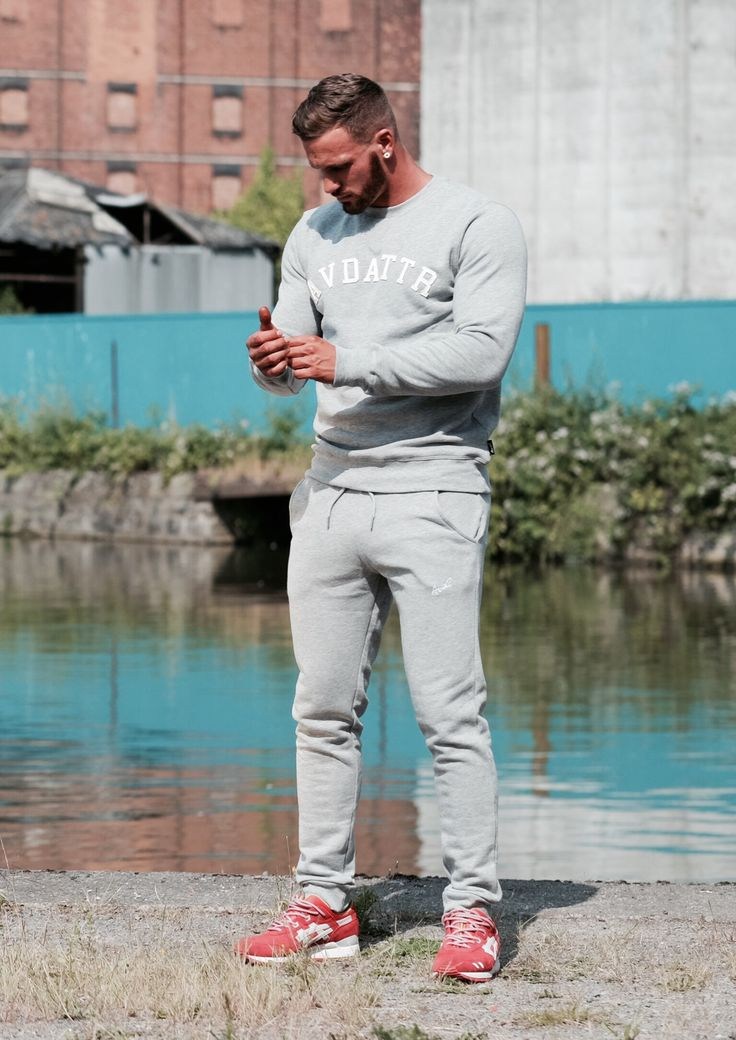 Avid Attire Tracksuit www.avidattire.co.uk