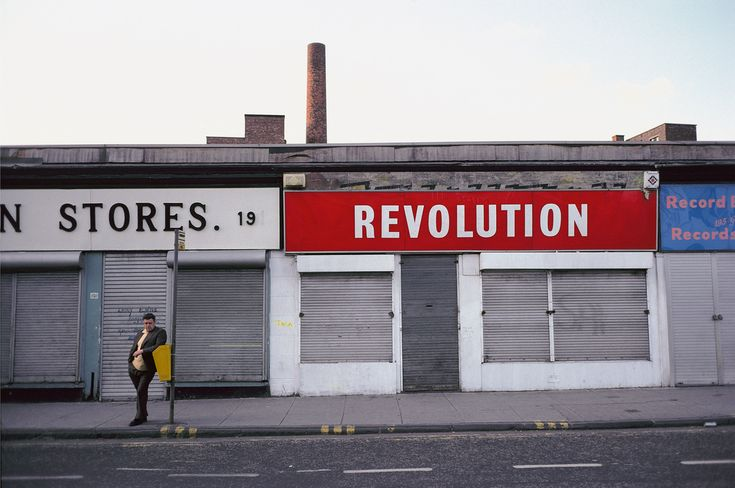 Glasgow - Raymond Depardon