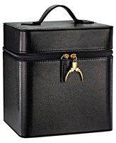 Amazon.com: Lady Gaga Fame Black Vanity Case Limited Edition: Beauty $100