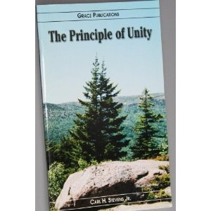The Principle of Unity - Bible Doctrine Booklet  $1.99