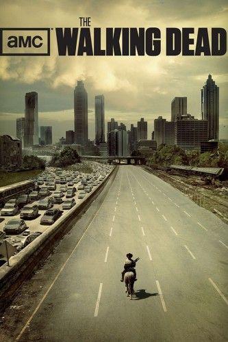 Poster The Walking Dead 1° Temporada
