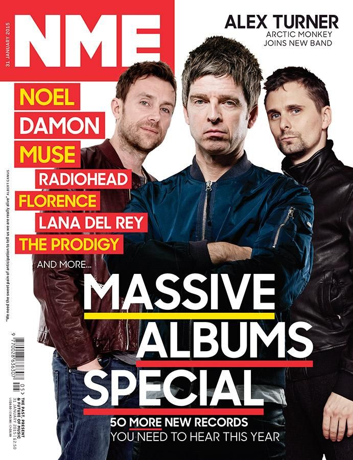 In this week's NME - even more albums to get excited about in 2015 http://nmem.ag/I2jue