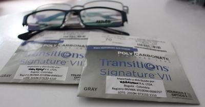Lentes Transition Originales en Medellin con garantia